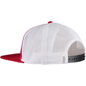 La Sportiva Fade Trucker Hat garnet/lily orange